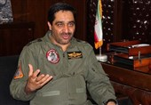 فرمانده جدید پایگاه هوایی شیراز منصوب شد
