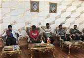 ورود 17 ملوان ایرانی محبوس در سومالی به میهن
