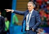 جام جهانی 2018|کیروش: اگر پرتغال به ما اجازه بدهد 90 دقیقه به دروازه آنها حمله خواهیم کرد/ سعی میکنیم بهتر شویم