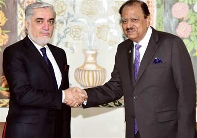 پاکستان، افغانستان میں امن کیلئے تعاون جاری رکھے گا، صدر