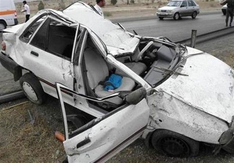 شاخص شدت تصادفات در کرمان 2 برابر میانگین بینالمللی است
