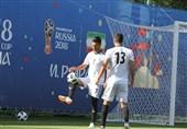 جام جهانی 2018| برگزاری نخستین تمرین تیم ملی پس از باخت به اسپانیا + تصاویر