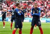 جام جهانی 2018| فرانسه به مرحله یک هشتم نهایی صعود کرد/ پرو حذف شد