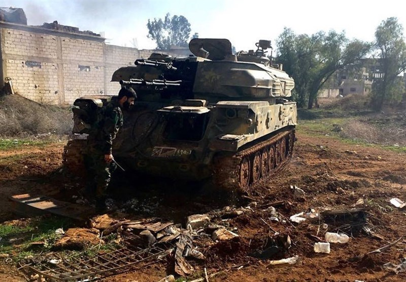 تحولات سوریه|آزادسازی منطقهای به وسعت 1800 کیلومتر در دیرالزور/ادامه عملیات علیه تروریسم در درعا