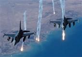 التحالف الأمریکی یرتکب مجزرة بحق المدنیین فی دیر الزور