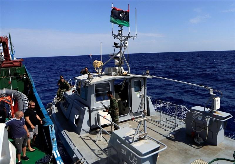 إنقاذ مئات المهاجرین خلال یومین فی لیبیا