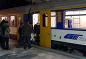 بلیت قطار۱۰ درصد گران شد