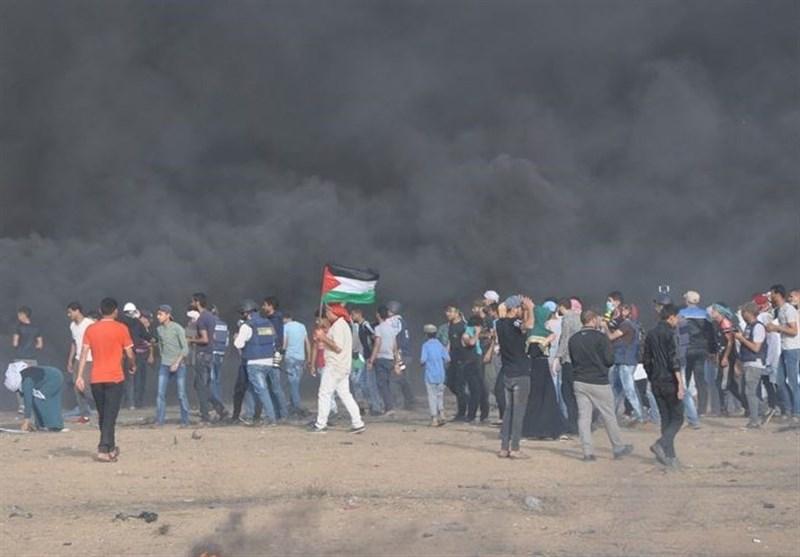 مسیرات العودة.. 16496 إصابة و142 شهیدا بینهم 18 طفلا برصاص إسرائیلی