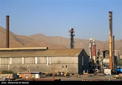 ایران کے شہر اراک میں الومینیم انڈسٹری