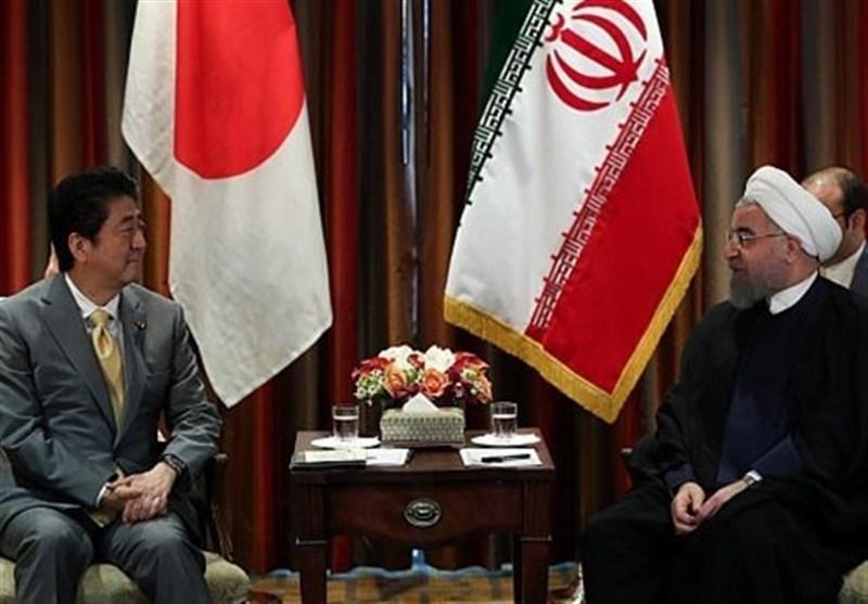 رئیس وزراء الیابان قریباً فی طهران
