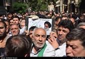 مراسم چهلم حجتالاسلام مرحوم حسینی برگزار میشود + عکس