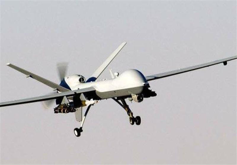 سلاح الجو الیمنی المسیر یستهدف مطار أبها