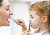 بهترین روش مسواک یادگرفتن کودکان