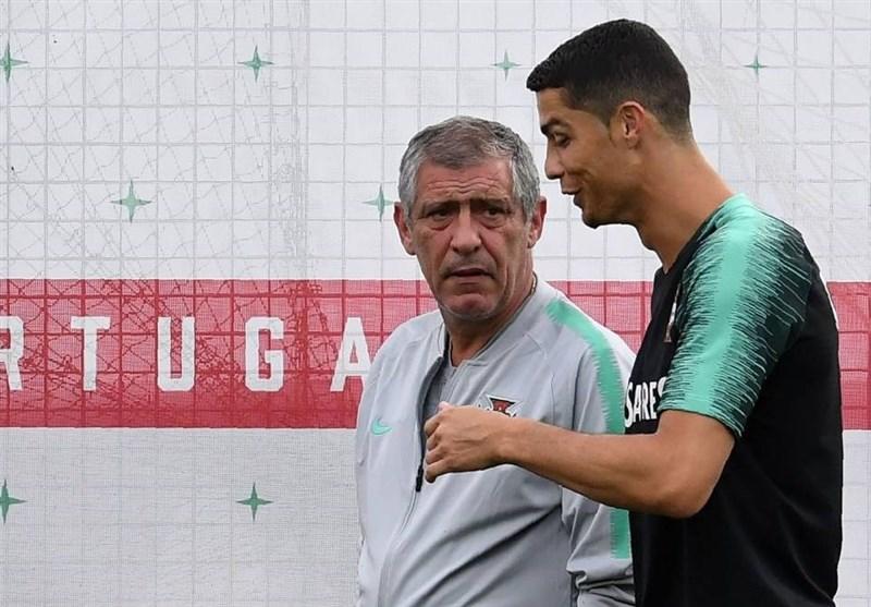 جام جهانی 2018| سانتوس: بازیکنانم میگویند ایران تیم سرسختی است/ پرتغال به رونالدو وابسته نیست