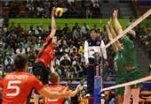 لیگ ملتهای والیبال| آلمان بر بلغارستان غلبه کرد