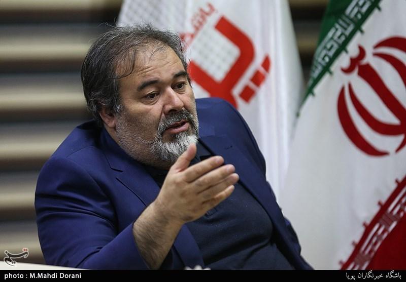 مجید ملانوروزی مدیرکل اداره امور هنرهای تجسمی وزارت فرهنگ و ارشاد