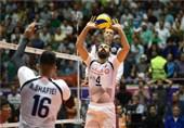 لیگ ملتهای والیبال|ایران از سد کره جنوبی گذشت