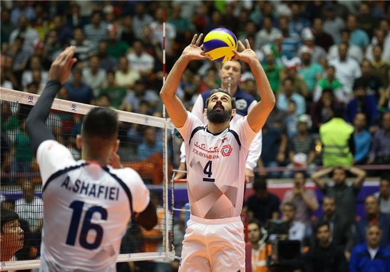 لیگ ملتهای والیبال ایران از سد کره جنوبی گذشت