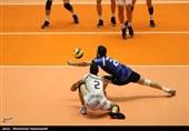 VNL: Iran Sweeps Past South Korea