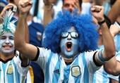 جام جهانی 2018| فراخواندن 7 هوادار آرژانتینی به دادگاه به خاطر ضربوشتم هوادار کروات