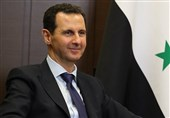 بشار اسد: مذاکره با آمریکا وقت تلف کردن است / روسای آمریکا گروگان گروههای فشار هستند