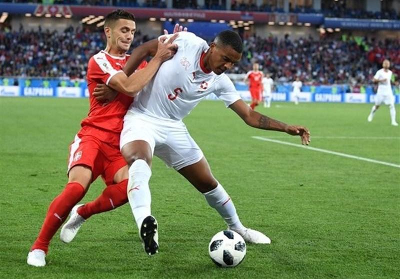 جام جهانی 2018| پیروزی دراماتیک سوئیس مقابل صربستان در دقیقه 90