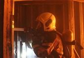 آتشسوزی برج مسکونی در میدان موج/ اعزام 5 ایستگاه آتشنشانی به محل حادثه