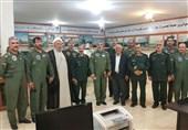 دیدار فرماندهان هوانیروز ارتش و سپاه + عکس