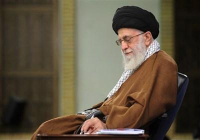 تسلیت امام خامنهای در پی درگذشت حجت الاسلام حسینی موسوی