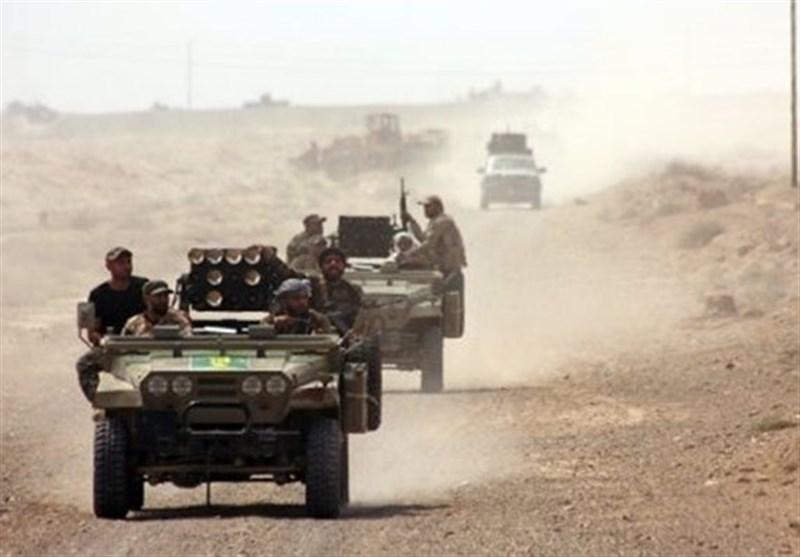 مغربی موصل میں داعشی خفیہ ٹھکانوں پر حشد الشعبی کا حملہ، متعدد دہشت گرد ہلاک