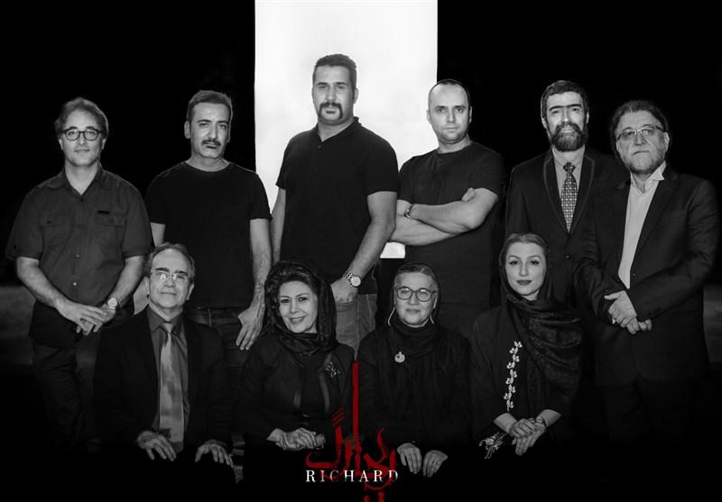 گروه طراحان و آهنگساز نمایش «ریچارد» معرفی شدند