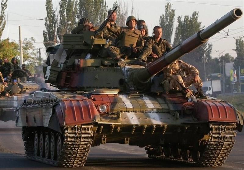 لوهانسک تتهم أوکرانیا بقصف أراضیها