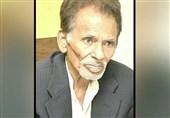 معروف گلوکار تاج ملتانی کی نماز جنازہ آج کراچی میں ادا کی جائے گی