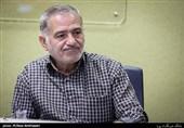 جواد اسکویی مدیر عامل کانون آرامش جانبازان اعصاب و روان