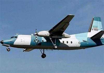 باز آماد یک فروند هواپیمای اف-۲۷ توسط متخصصان نهاجا