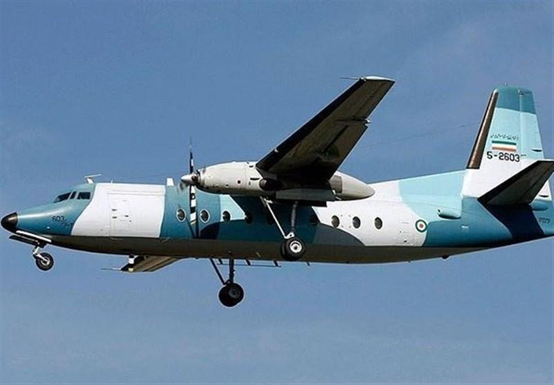 باز آماد یک فروند هواپیمای اف-27 توسط متخصصان نهاجا