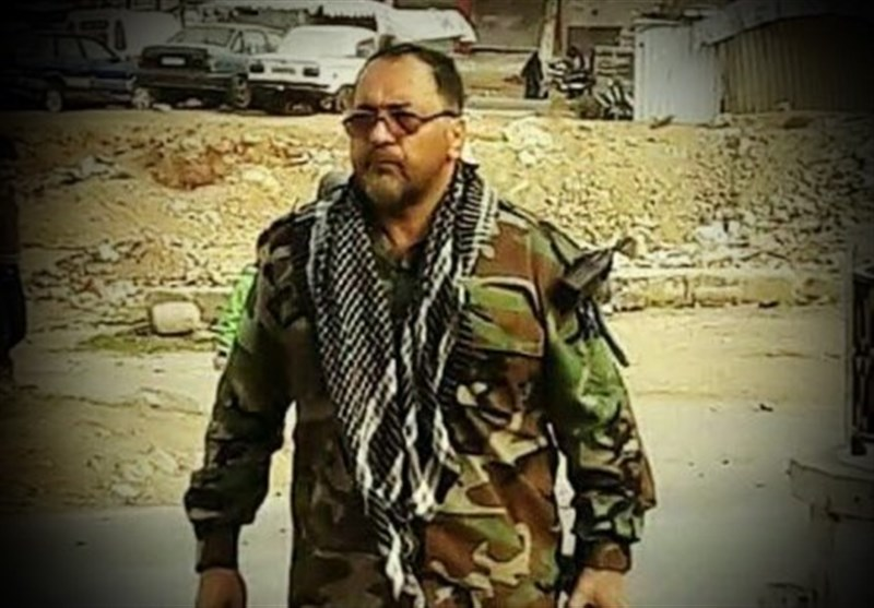 سردار داییپور در سوریه به شهادت رسید