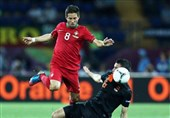 Joao Moutinho Fit for Iran Match