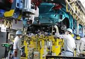 کاهش مجدد تولید صنعتی ژاپن با وجود پایان وضعیت فوق العاده