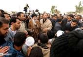 امام خامنہ ای جب عوام کے درمیان ہوتے ہیں !!!