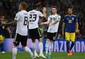 جام جهانی 2018| برد دراماتیک آلمان مقابل سوئد/ ژرمنها 10 نفره به جام بازگشتند