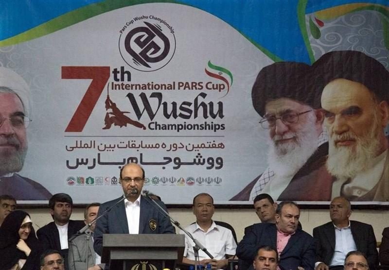 مسابقات ووشو جام پارس| گرگان میزبان 220 ورزشکار در هفتمین دوره مسابقات بینالمللی ووشو جام پارس شد