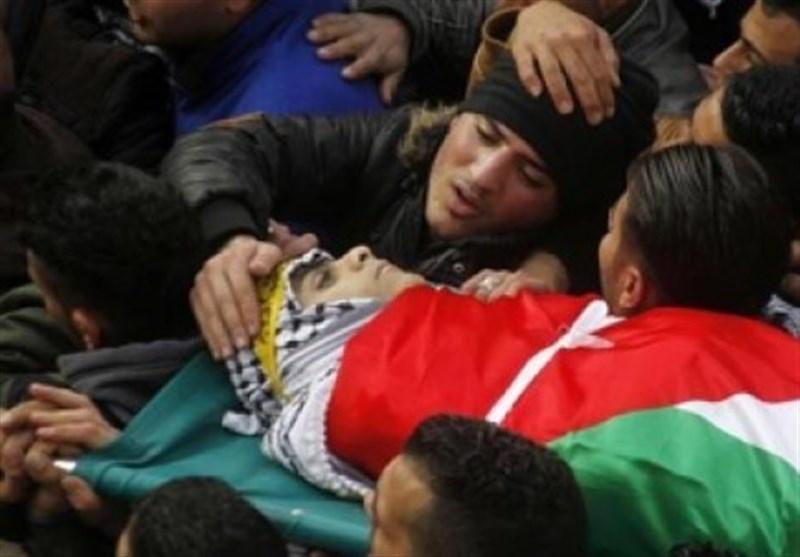 استشهاد شاب فلسطینی فی خان یونس