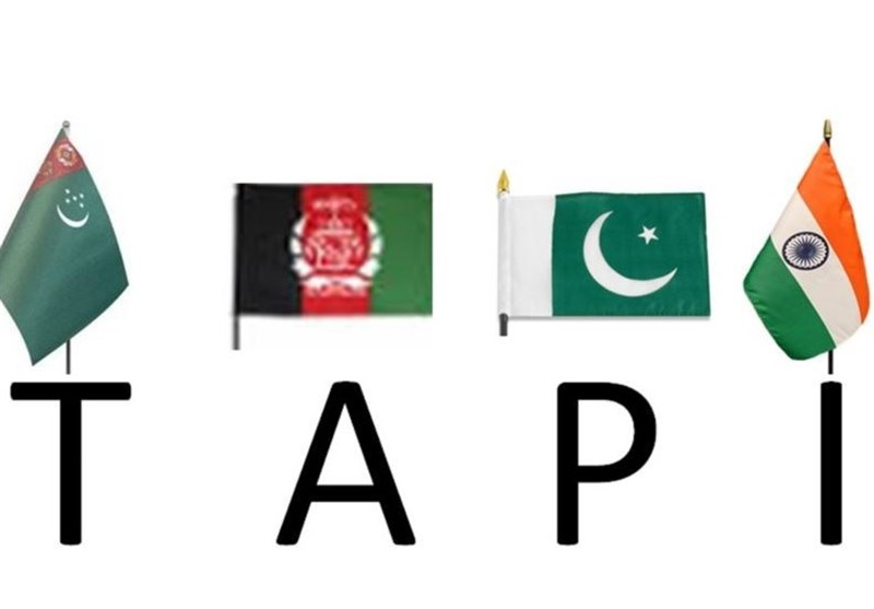 آغاز احداث خط لوله گاز «تاپی» در افغانستان