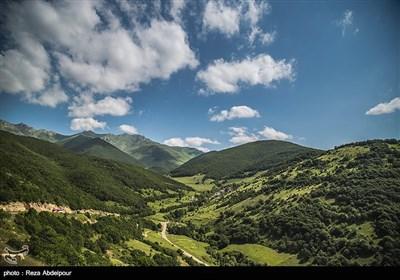 طبیعت ارسباران - آذربایجان شرقی