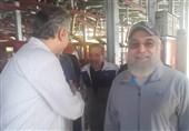 """""""مجموعه تفریحی توچال"""" خبر و تصاویر حضور روحانی در تلهکابین توچال را حذف کرد + سند"""