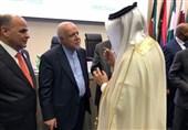 زنگنه: ایران به دنبال معاف شدن از کاهش تولید اوپک است