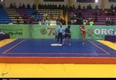 مسابقات ووشو جام پارس ـ گرگان| افتخار آفرینی ووشوکاران ایران در روز نخست