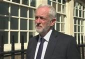 کوربین: حزب کارگر انگلیس هرگونه توافق برگزیت را به چالش میکشد