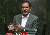ایران کے نائب صدر:امریکا اقتصادی پابندیوں کے ذریعے ایران کو جھکانا چاہتا ہے، لیکن یہ کوششیں ناکام ہوں گیں